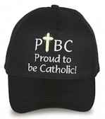 Proud to be Catholic Cap