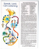 How to Pray the Rosary Bookmark