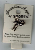 Sports Angel Lapel Pin