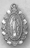 Miraculous Medal With Chain