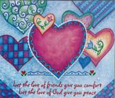 Hearts Wall Plaque
