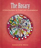 Rosary Coloring Book for Adults with all 20 Mysteries of the Rosary