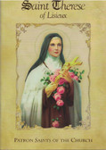 Saint Therese Of Lisieux Patron Saints Of The Church
