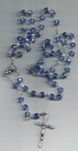 Sapphire Rosary