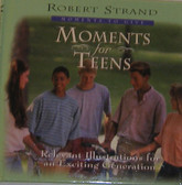 Used Book: Moments For Teens