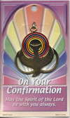 On Your Confirmation Key chain & Card