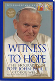 Used Book: Witness To Hope Book