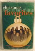 Christmas Music Cassette