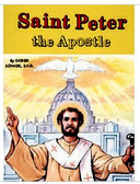 Saint Peter The Apostle Children's Book