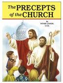 The Precepts of the Church Children's Book