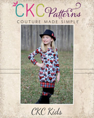 Vada's Bubble Tunic/Dress PDF Pattern