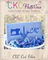 CKC Heartbeat Cut File