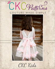 Blythe's Tiered Tunic, Dress, and Maxi PDF Pattern