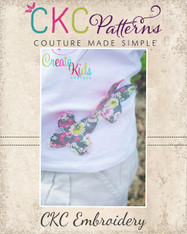 In-The-Hoop Butterflies Embroidery Design