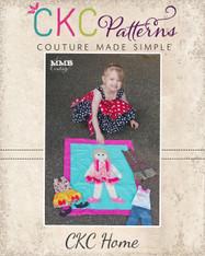 Mae's Tote-n-Play Doll PDF Pattern