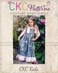Helen's Maxi Dress PDF Pattern