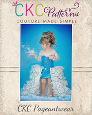 Krystle's High Low Pageant Skirt PDF Pattern