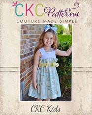 Joslynn's Gathered Dress and Top PDF Pattern