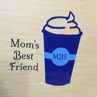 """""""Mom's Best Friend"""" Cut File"""