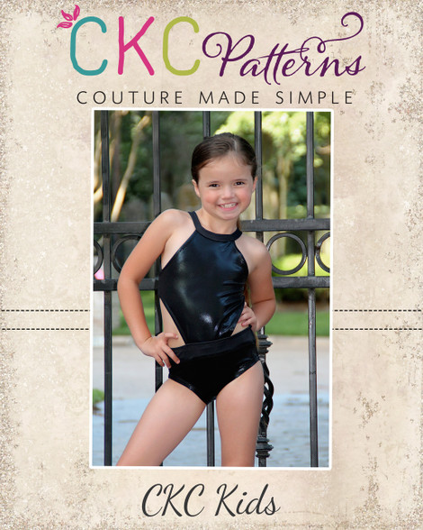 Ingrid\'s Incredible Leotard PDF Pattern