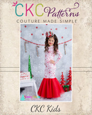 Faryn's Formal Gown & Skirt PDF Pattern