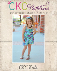 Remi's Swag Romper, Dress, and Maxi PDF Pattern
