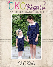 Taryn's Timeless T-Shirt, Tunic, and Dress PDF Pattern