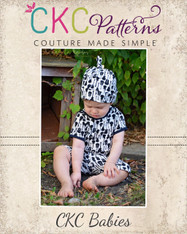 Kit's Knit Baby Hat PDF Pattern