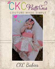 Gretchen's Baby Godet Dress PDF Pattern