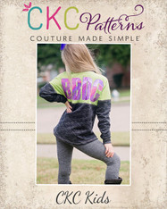 Dallas' Spirit Jersey PDF Pattern