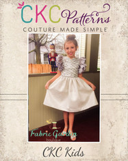 Linae's Lovely Little Dress PDF Pattern