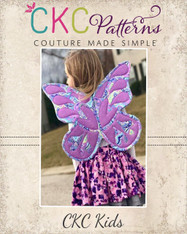 Wisteria's Wings PDF Pattern