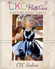 Berlin's Baby Lace Dress PDF Pattern
