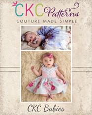 Berlin's Baby Lace Dress PDF Pattern