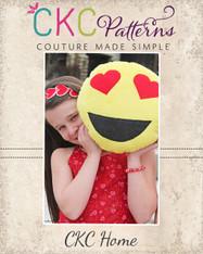Emory's Emoji Pillow PDF Pattern