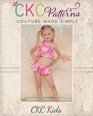Naomi's Ruffle Bikini PDF Pattern