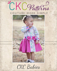 Jiacinta's Baby Joyous Dress PDF Pattern