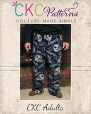 Taylor's Adult Plus Pajama Pants PDF Pattern
