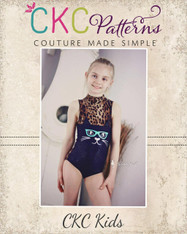 Quida's Whimsical Critter Leotard PDF Pattern