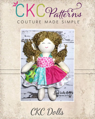 "Moon Unit 18"" Dolls PDF Pattern"