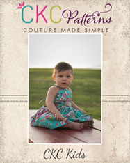 Pansy's Baby Pocket Top and Sundress PDF Pattern