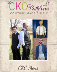 William's Men Formal Accessory Pack PDF Pattern