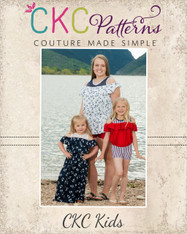 June's Summer Jumper PDF Pattern