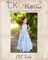 Briar's Beautiful Top, Dress, Maxi and Romper PDF Pattern