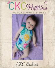 Lisa's Babies Bodysuit PDF Pattern
