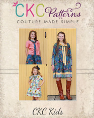 Talia's Tie Dress & Top PDF Pattern