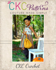 Robyn's Crochet Bag PDF Pattern