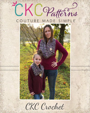 Kelly's Cowl Crochet PDF Pattern