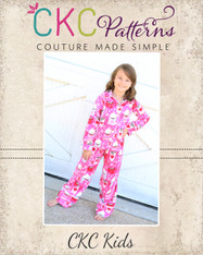 Orion's Pajama Set PDF Pattern