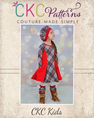 Kate's Princess Dress PDF Pattern